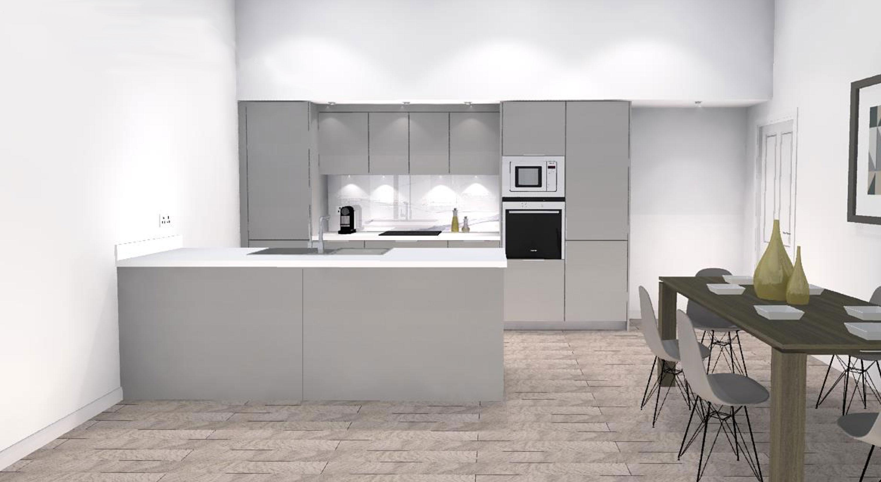 Apt-f-kitchen