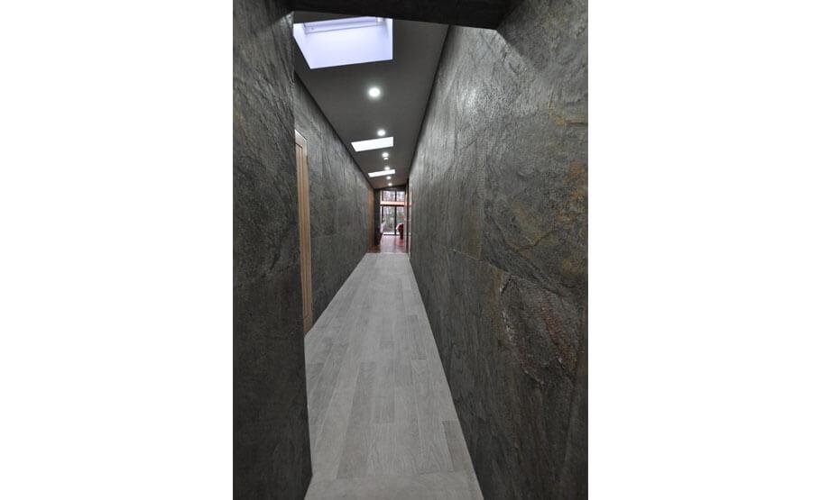 slate-corridor