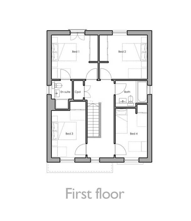 House-type-C-first-floor