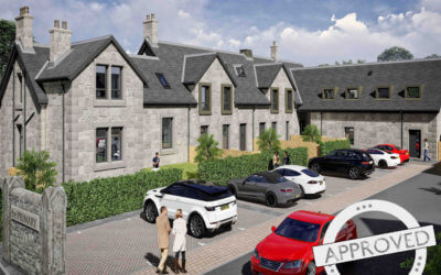 Planning Permission… Approved!!