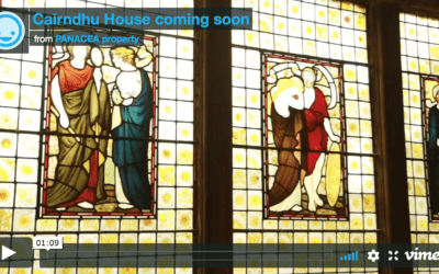 Cairndhu House sneak preview…