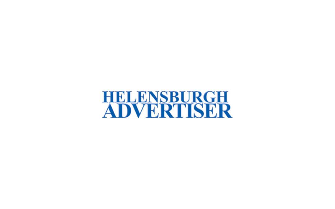 Helensburgh Advertiser Interview